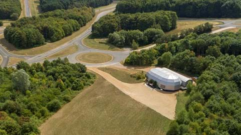 Corporate driving days venue for track days and experiences at Millbrook Proving Ground